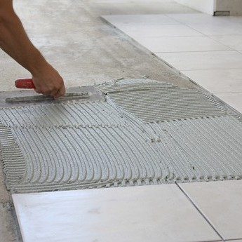 Grout and Tile Work